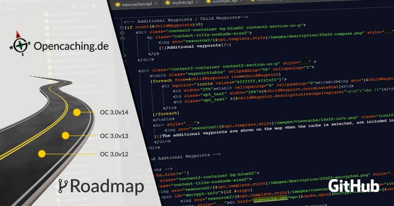 OC Roadmap