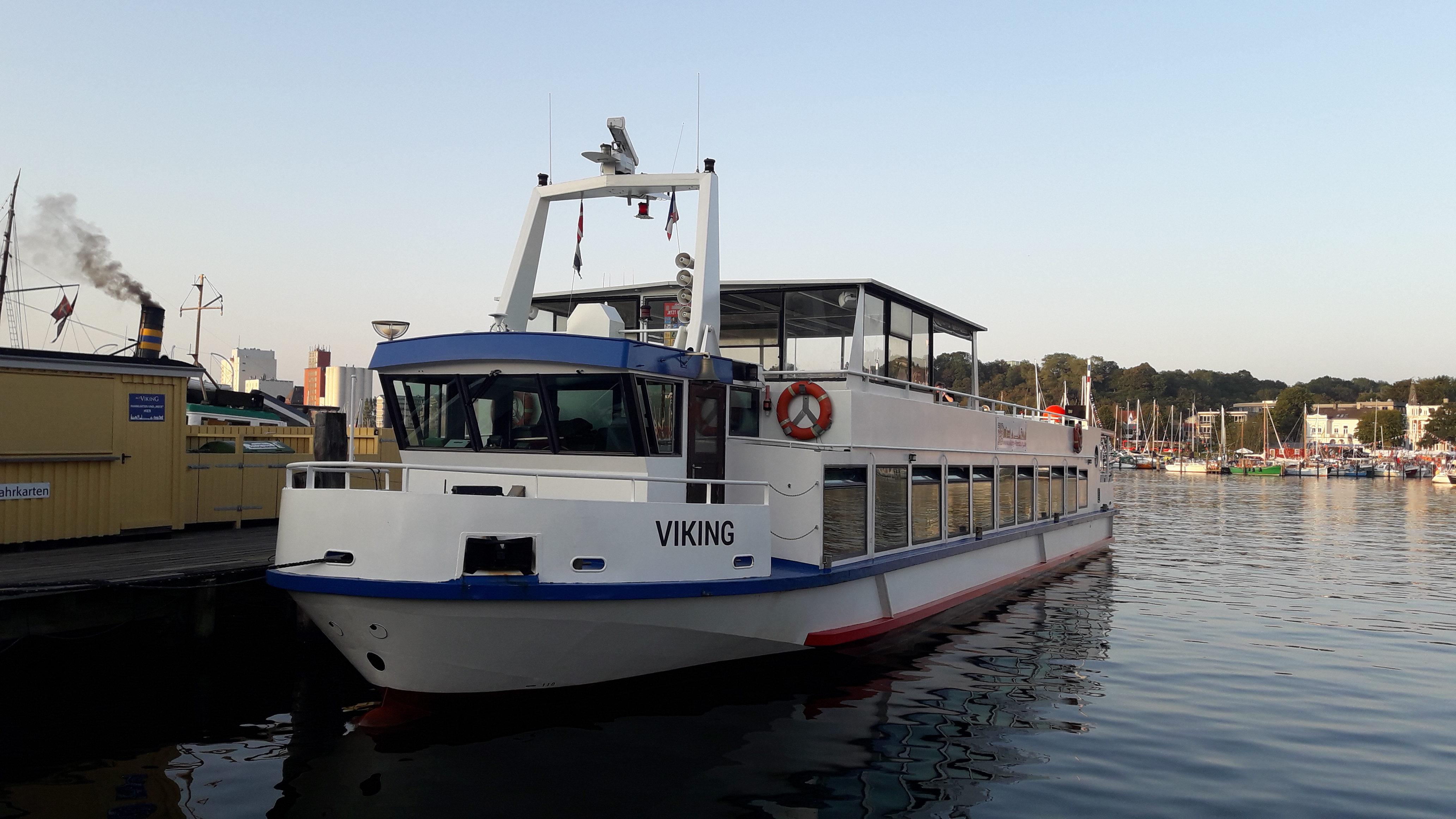 """OC-HQ-Eventschiff """"Viking"""""""